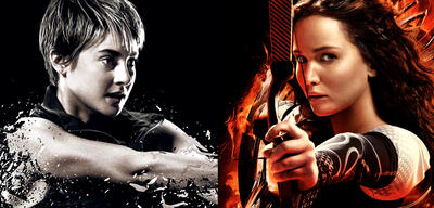 Insurgent, Catching Fire