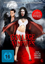 College Vampires - Poster
