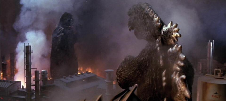 Godzilla Gegen King Kong