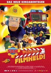 Feuerwehrmann Sam - Plötzlich Filmheld! Poster