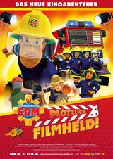 Feuerwehrmann Sam - Plötzlich Filmheld! - Poster