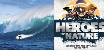 Bild zu:  Heroes by Nature