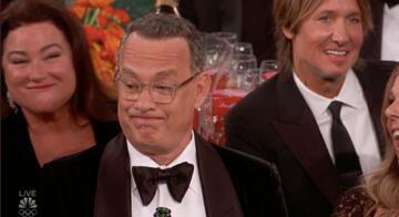 Tom Hanks, Ehrenpreisträger der Golden Globes