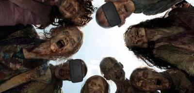 The Walking Dead/Oculus Rift Dk2