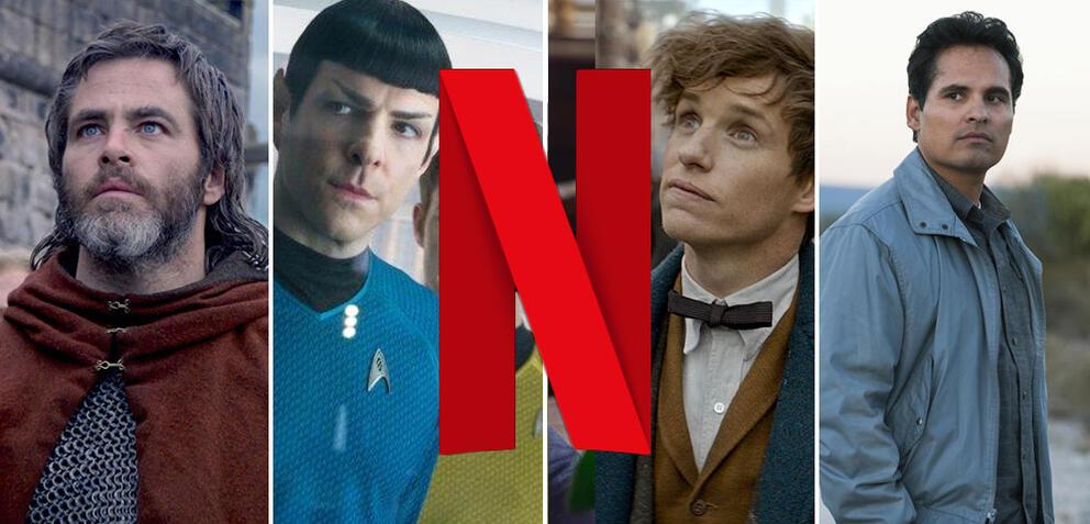 Neu bei Netflix im November 2018