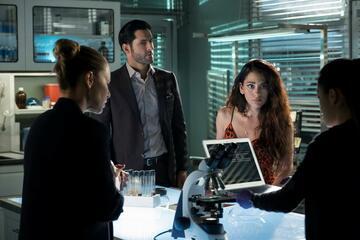 Eva (Inbar Lavi) hilft dem LAPD bei einem Fall