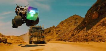 Bild zu:  Mario Kart: Fury Road