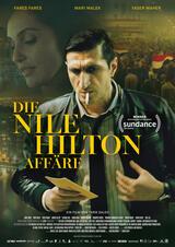 Die Nile Hilton Affäre - Poster