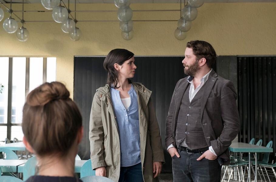 Tatort: Der kalte Fritte mit Nora Tschirner und Christian Ulmen