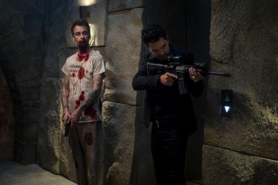 Preacher, Preacher - Staffel 4 mit Dominic Cooper und Joseph Gilgun