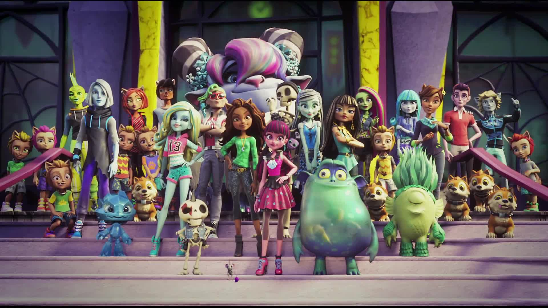 Monster High: Welcome to Monster High | Film 2016 ... - photo#30