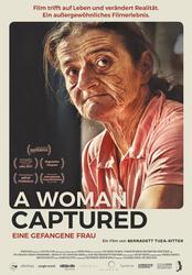 A Woman captured - Eine gefangene Frau Poster
