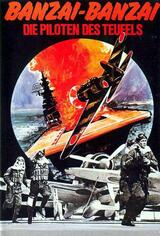 Banzai-Banzai, die Piloten des Teufels - Poster