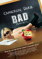 Bad Teacher - Poster