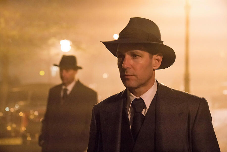 The Catcher Was a Spy mit Paul Rudd
