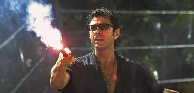Jeff Goldblum als Ian Malcolm in Jurassic Park