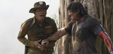 John Rambo macht auch beim vierten Mal noch das, was er am besten kann: Töten.