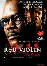 Die Rote Violine - Poster