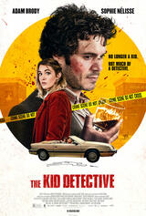 The Kid Detective - Poster