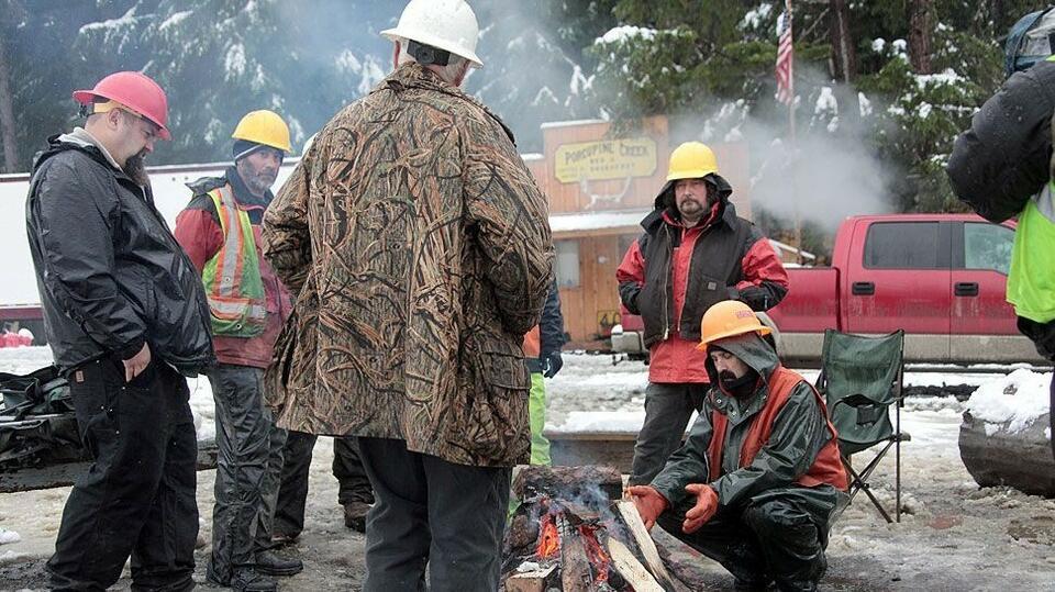 Schatzsucher In Alaska