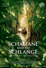 Der Schamane und die Schlange Poster
