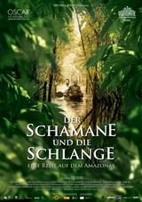 Der Schamane und die Schlange - Poster