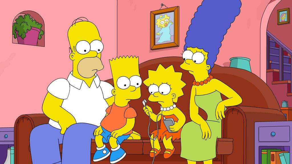 Die Simpsons - Staffel 32