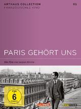 Paris gehört uns - Poster