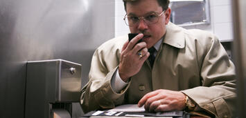 Bild zu:  Matt Damon in The Informant