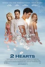 2 Hearts - Poster