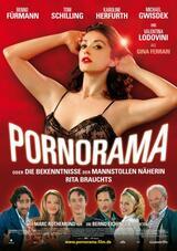 Pornorama - oder die Bekenntnisse der mannstollen Näherin Rita Brauchts - Poster