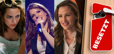 Kristen Stewart in On the Road / Anna Kendrick in Pitch Perfect 2 / Jennifer Garner in Draft Day