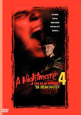Nightmare on Elm Street 4 - Poster