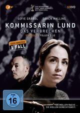 Kommissarin Lund - Das Verbrechen - Poster