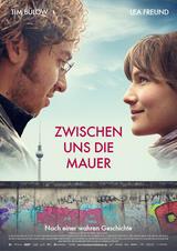 Zwischen uns die Mauer - Poster