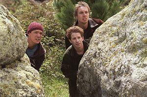 Trouble ohne Paddel mit Seth Green und Dax Shepard