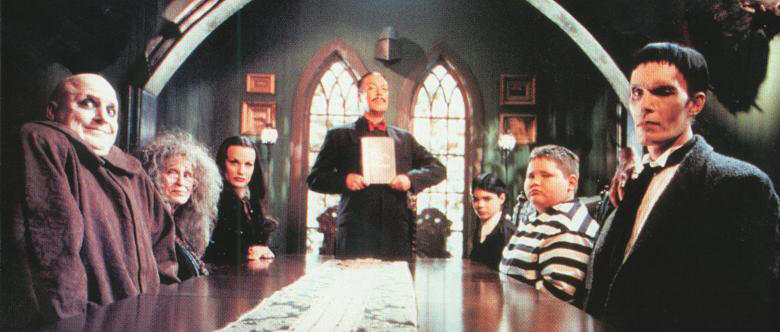 Addams Family Und Die Lieben Verwandten