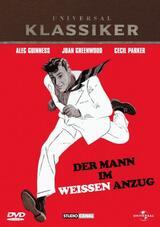 Der Mann im weißen Anzug - Poster