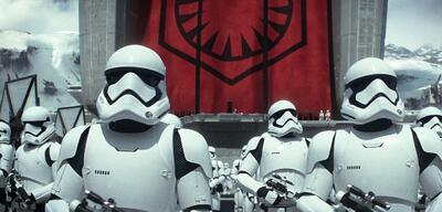 Sturmtruppler in Star Wars 7