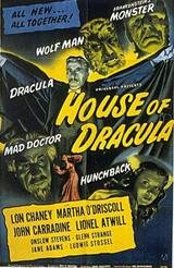 Draculas Haus - Poster