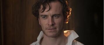 Michael Fassbender in Jane Eyre