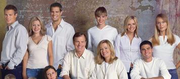 Die prüdeste der prüden Serien: Eine himmlische Familie