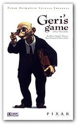 Geri's Game - Poster
