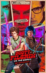 Scott Pilgrim gegen den Rest der Welt - Poster