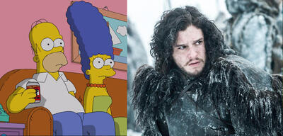 Kontroverse Shows: Die Simpsons und Game of Thrones