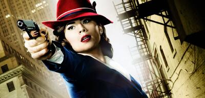 Hayley Atwell als Agent Carter