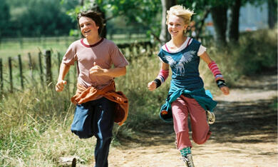 Brücke nach Terabithia mit Josh Hutcherson und Anna Sophia Robb - Bild 11