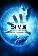 5ive Days to Midnight - Poster