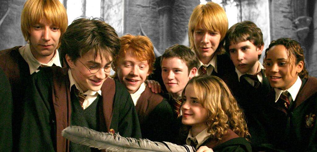 Harry Potter und Draco Malfoy