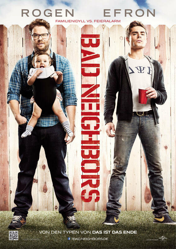 Bad Neighbors Besetzung